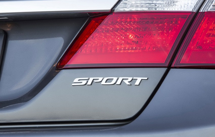 2013 Honda Accord: full details and specifications! Image #129247