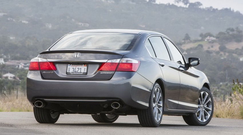 2013 Honda Accord: full details and specifications! Image #129248