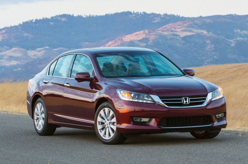 2013 Honda Accord: full details and specifications! Image #129250