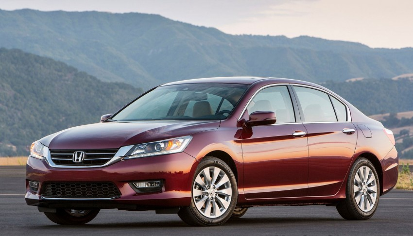 2013 Honda Accord: full details and specifications! Image #129251