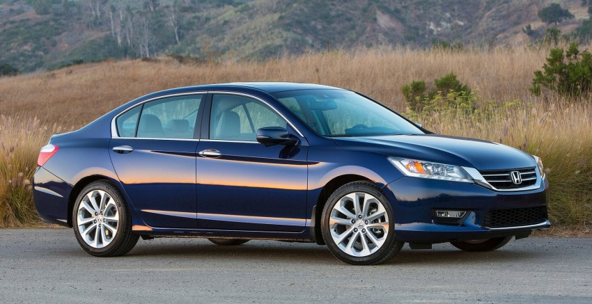 2013 Honda Accord: full details and specifications! Image #129254