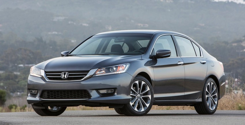 2013 Honda Accord: full details and specifications! Image #129256