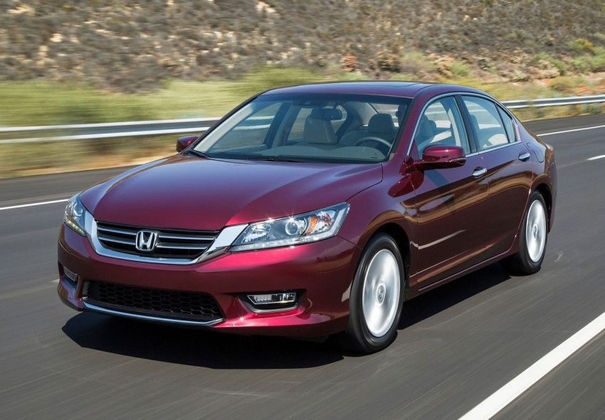 2013 Honda Accord: full details and specifications! Image #129258