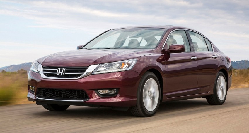 2013 Honda Accord: full details and specifications! Image #129259