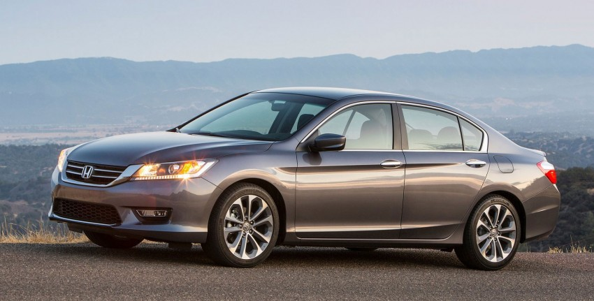 2013 Honda Accord: full details and specifications! Image #129260