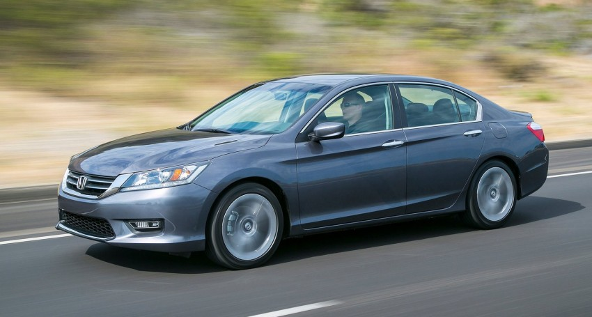 2013 Honda Accord: full details and specifications! Image #129261