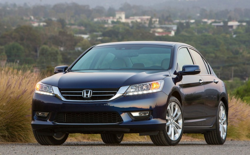 2013 Honda Accord: full details and specifications! Image #129262