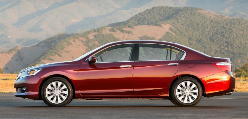 2013 Honda Accord: full details and specifications! Image #129263