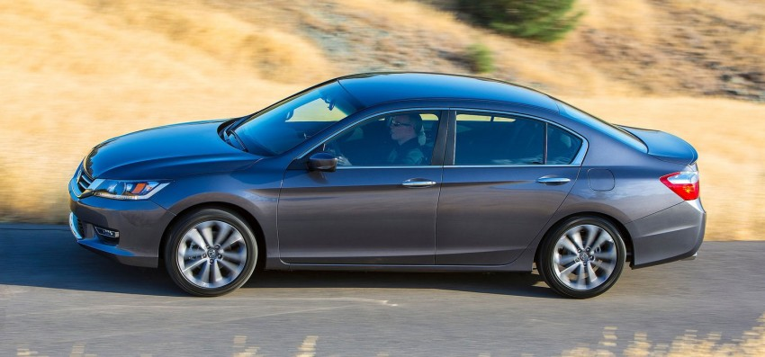 2013 Honda Accord: full details and specifications! Image #129264