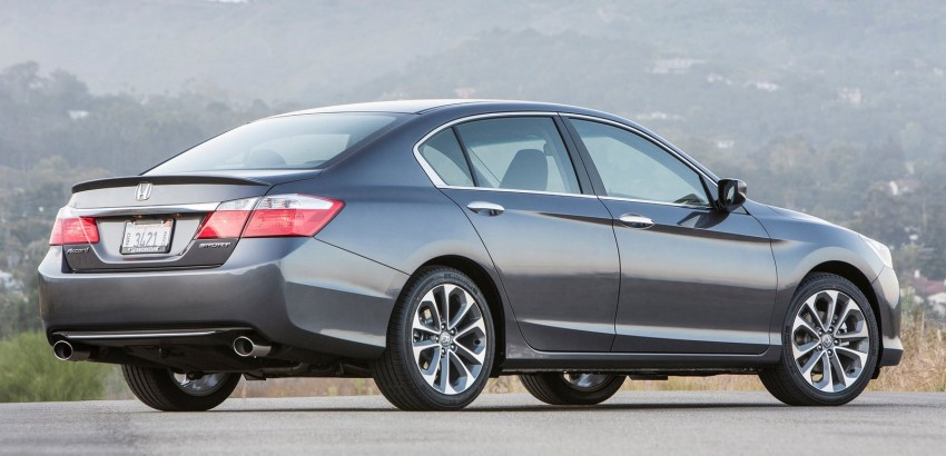 2013 Honda Accord: full details and specifications! Image #129265
