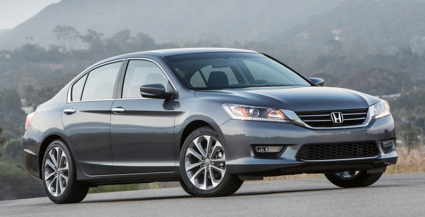2013 Honda Accord: full details and specifications! Image #129266
