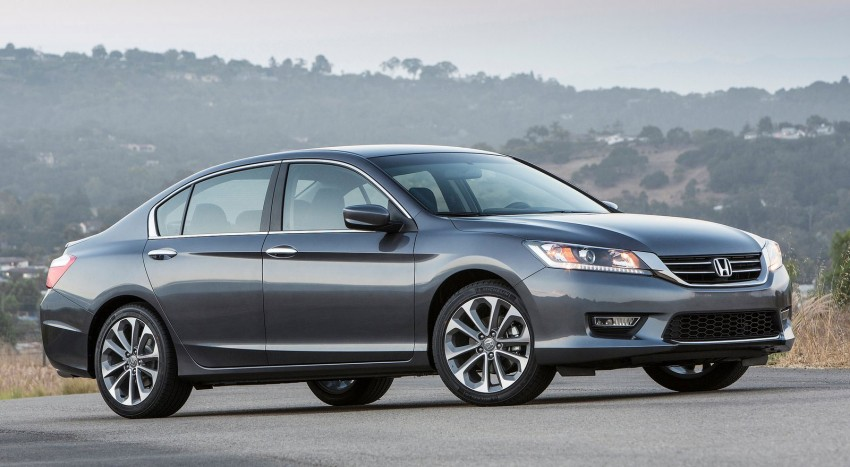 2013 Honda Accord: full details and specifications! Image #129267