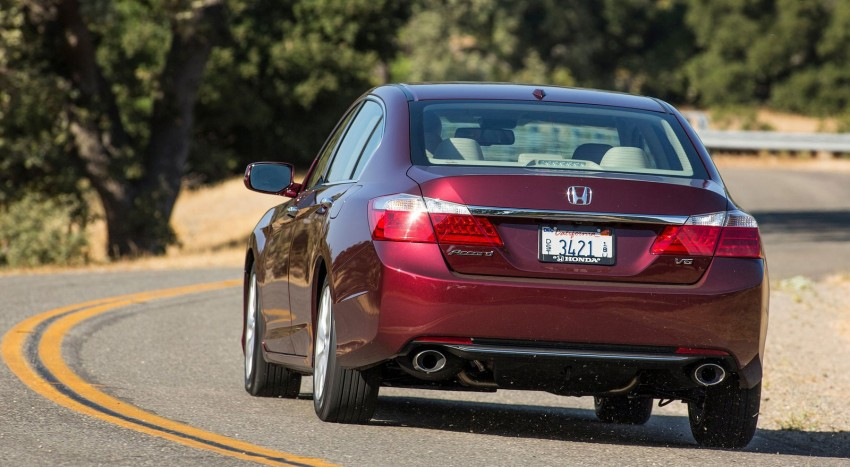 2013 Honda Accord: full details and specifications! Image #129268