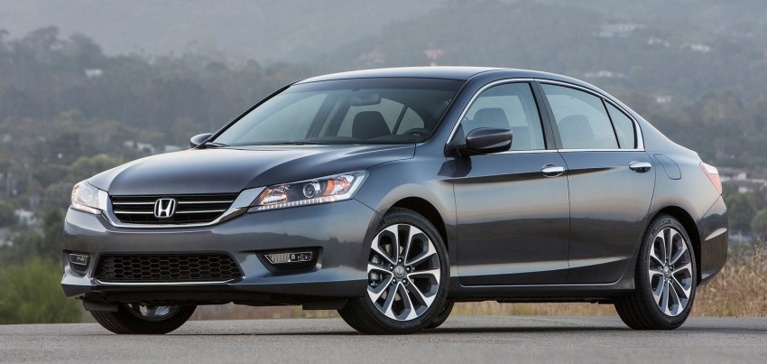 2013 Honda Accord: full details and specifications! Image #129269