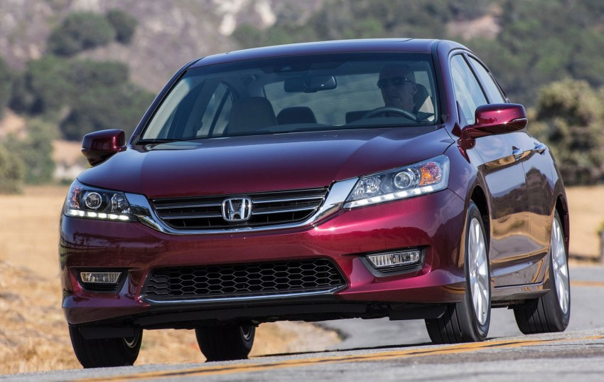 2013 Honda Accord: full details and specifications! Image #129270