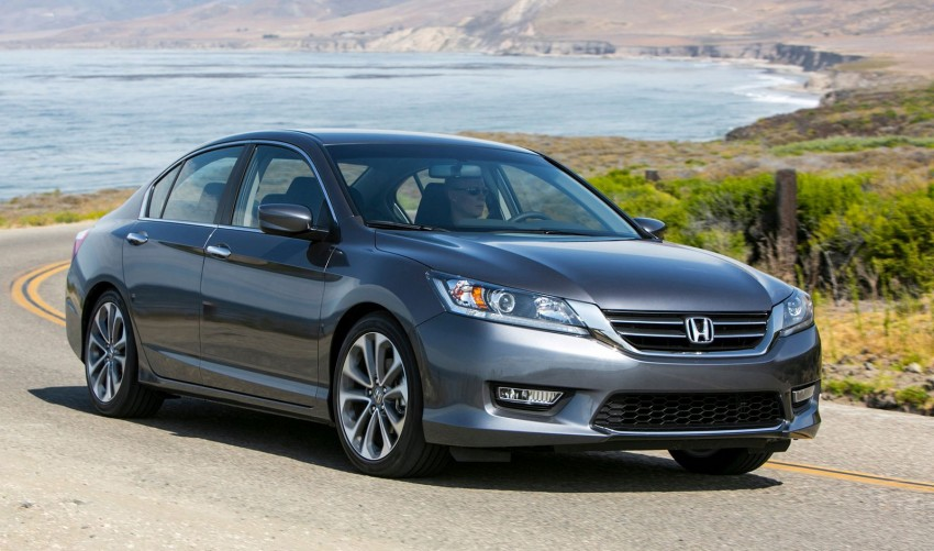 2013 Honda Accord: full details and specifications! Image #129271