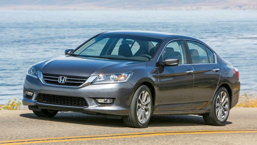 2013 Honda Accord: full details and specifications! Image #129272