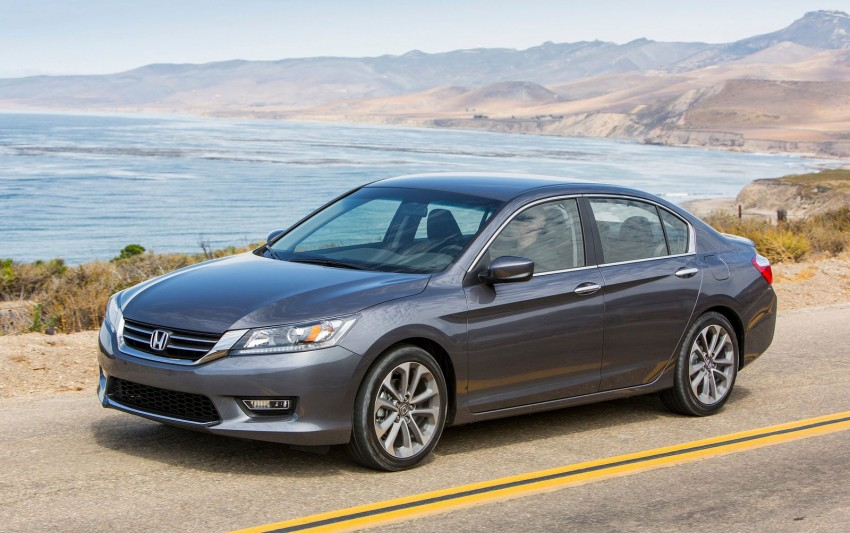 2013 Honda Accord: full details and specifications! Image #129273