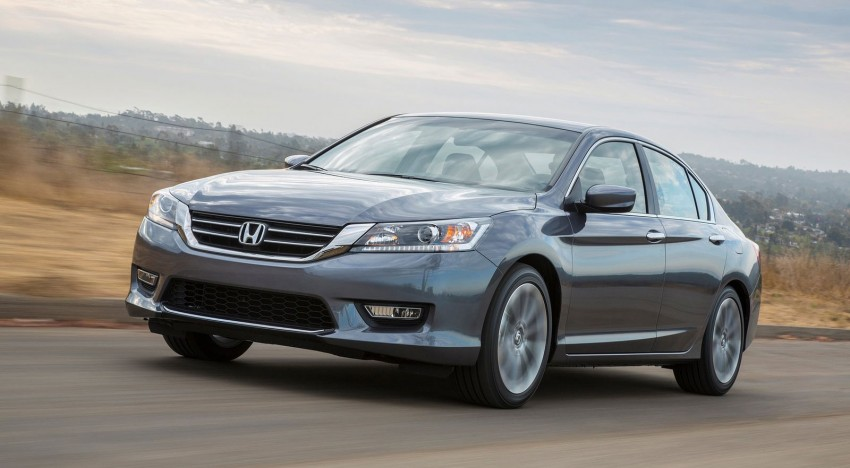 2013 Honda Accord: full details and specifications! Image #129274