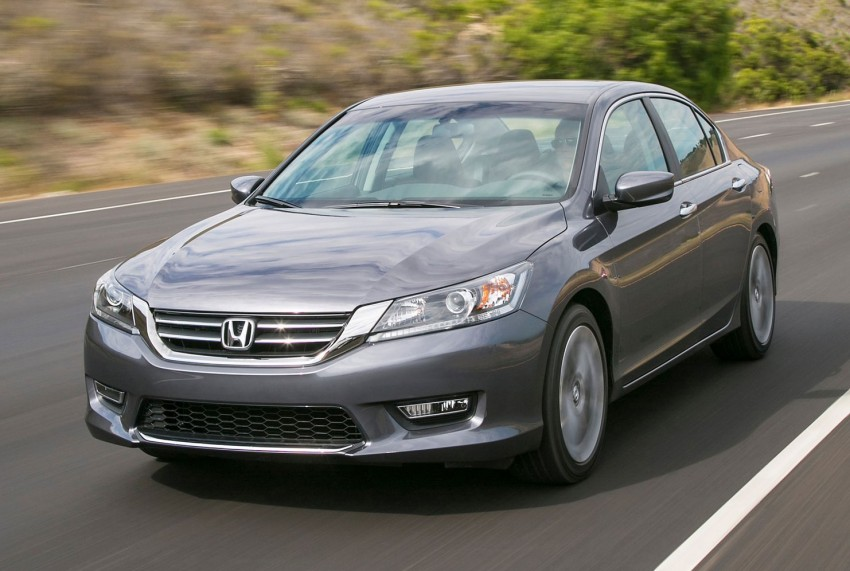 2013 Honda Accord: full details and specifications! Image #129275