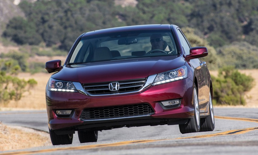 2013 Honda Accord: full details and specifications! Image #129276