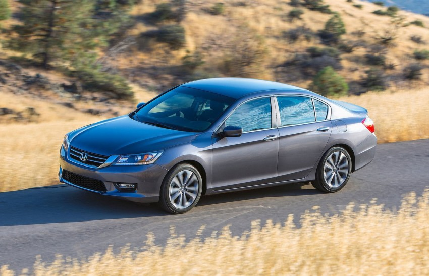 2013 Honda Accord: full details and specifications! Image #129277