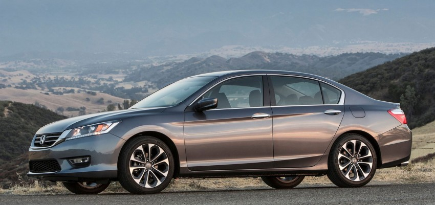 2013 Honda Accord: full details and specifications! Image #129278