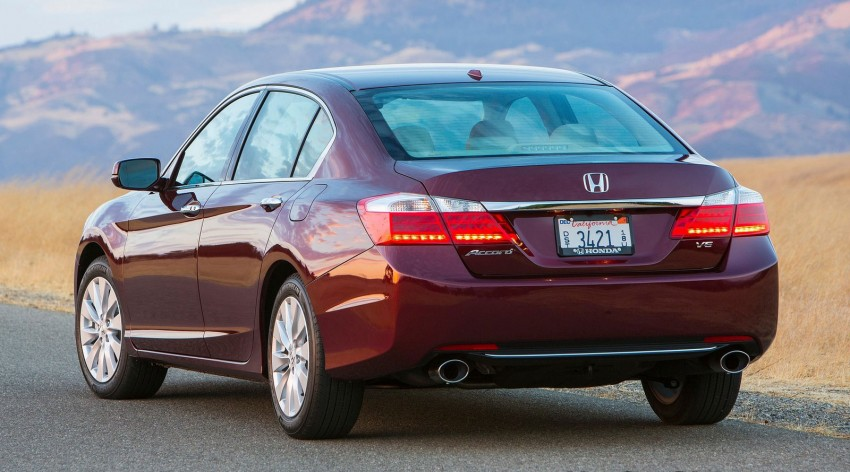2013 Honda Accord: full details and specifications! Image #129279