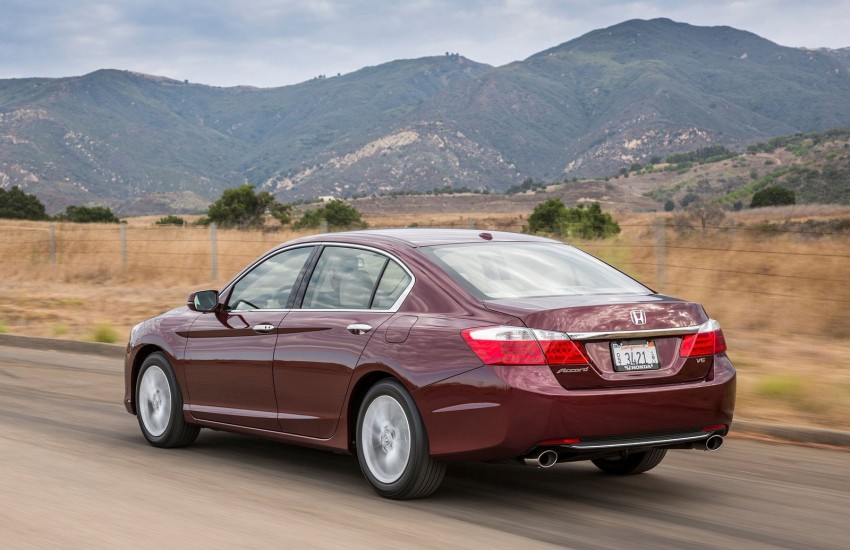 2013 Honda Accord: full details and specifications! Image #129281