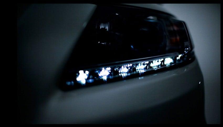 Honda CR-Z facelift teased on Honda Japan's website Image #129445