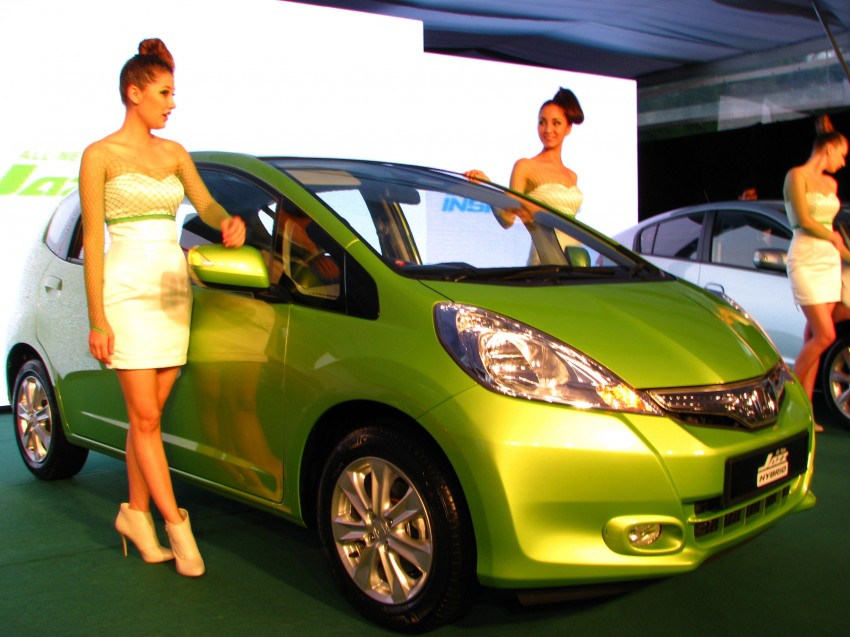 Honda Jazz Hybrid launched – Insight powertrain, RM94.8k Image #93722