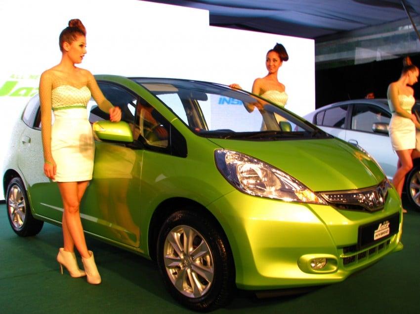 Honda Jazz Hybrid launched – Insight powertrain, RM94.8k Image #93722