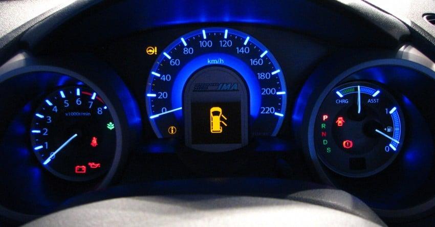 Honda Jazz Hybrid launched – Insight powertrain, RM94.8k Image #93721