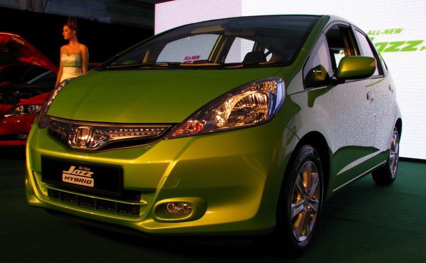 Interview with Shingo Nagamine, Large Project Leader of the Honda Jazz Hybrid Image #93779