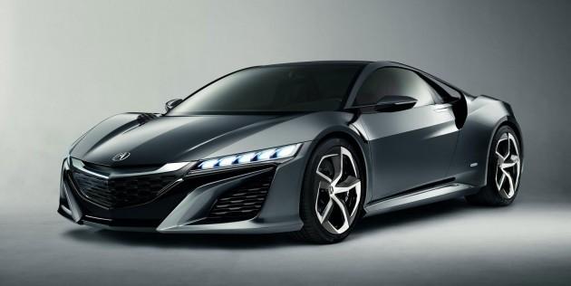 Honda NSX Concept 2013-07