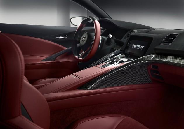 Honda NSX Concept 2013-15