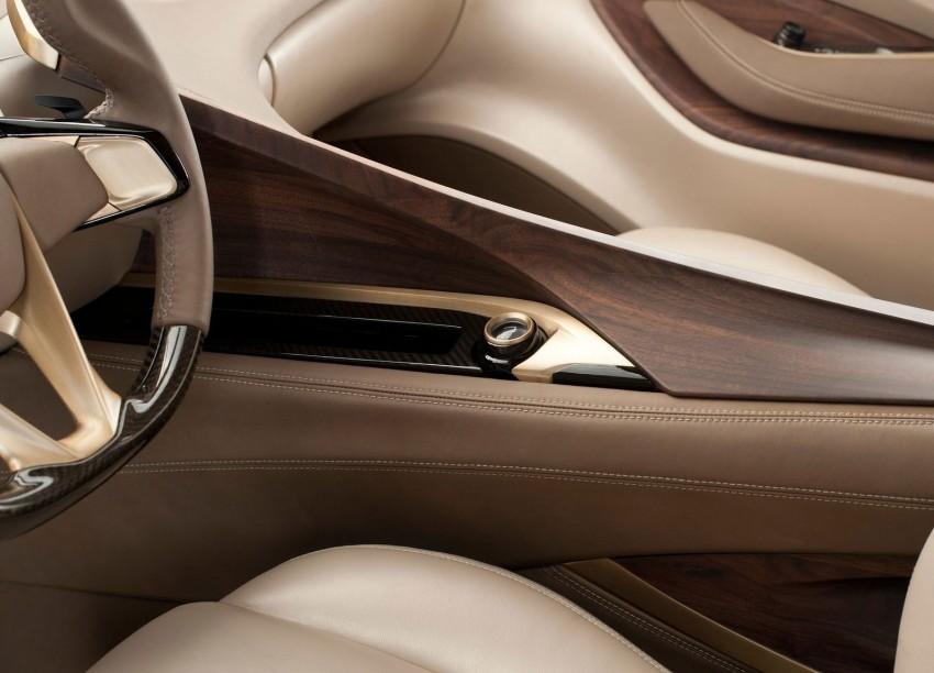 Hyundai HCD-14 Genesis Concept, RWD 4-door coupe Image #149983