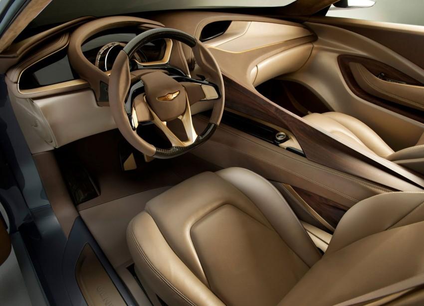 Hyundai HCD-14 Genesis Concept, RWD 4-door coupe Image #149992