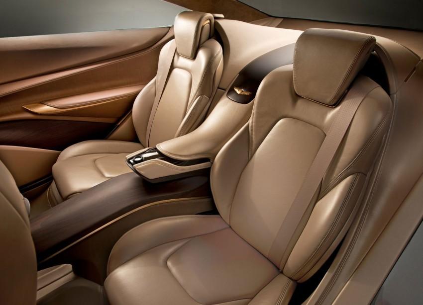 Hyundai HCD-14 Genesis Concept, RWD 4-door coupe Image #149994