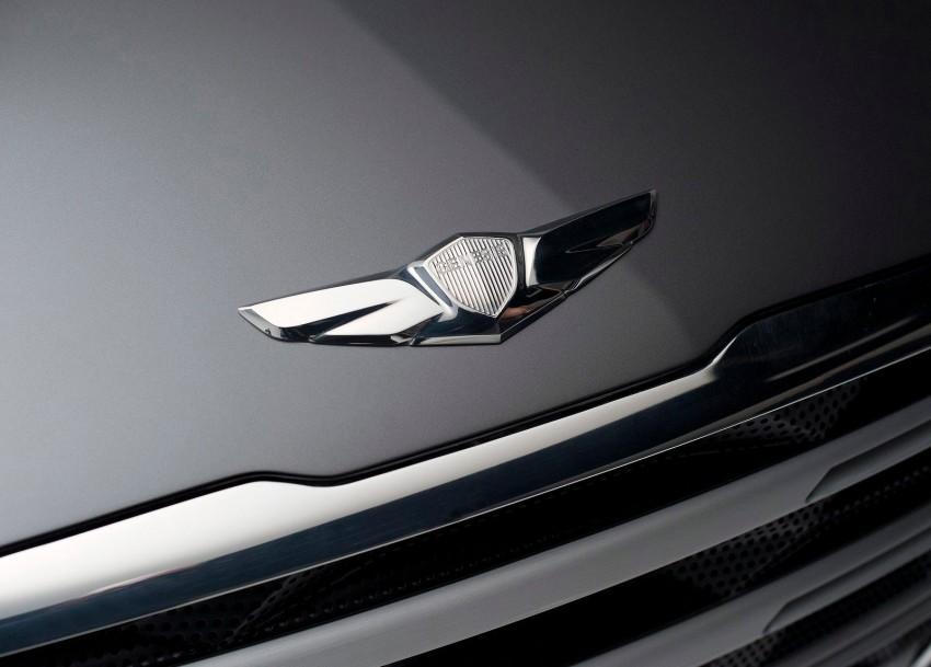 Hyundai HCD-14 Genesis Concept, RWD 4-door coupe Image #149999
