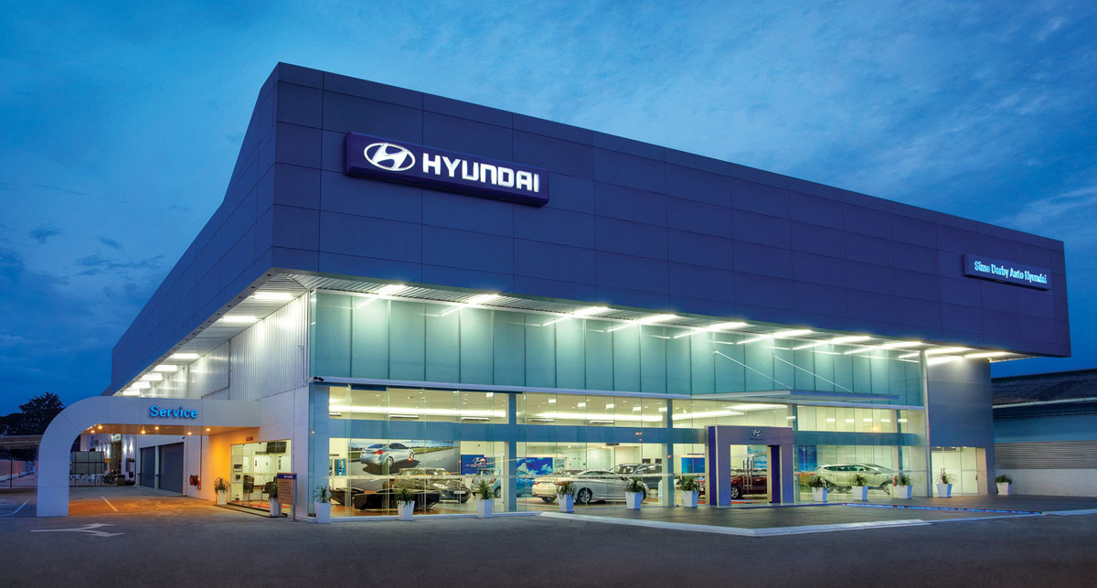 Hyundai Sime Darby Opens New 3s Centre In Ipoh