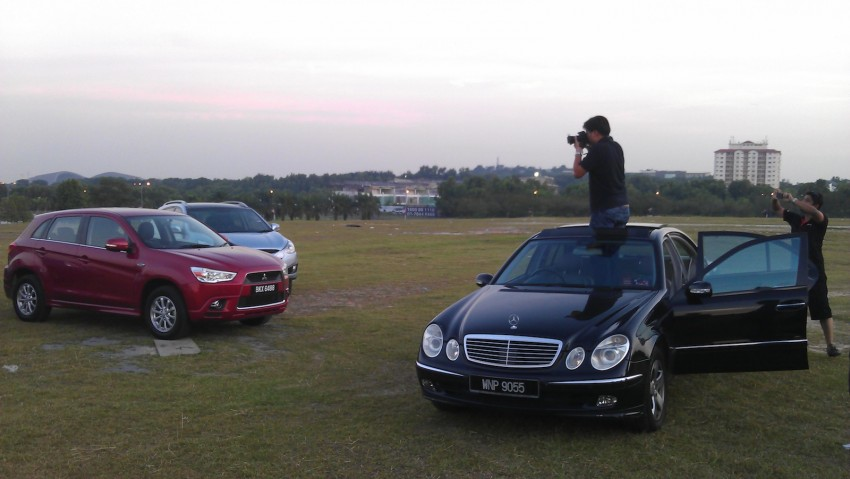 SUV shootout: Mitsubishi ASX vs Nissan X-Trail vs Honda CR-V vs Hyundai Tucson vs Peugeot 3008! Image #154078