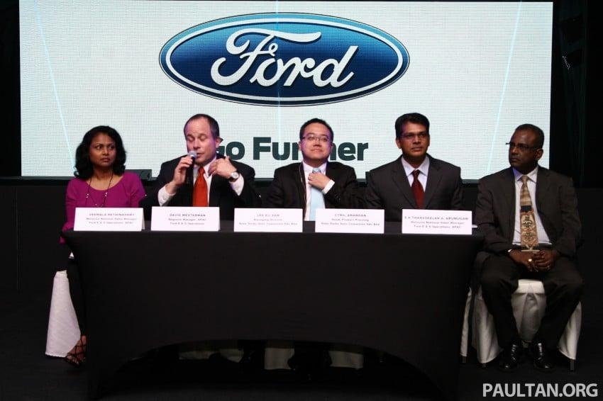 Ford Focus – 3rd-gen C346 debuts, RM116k-RM129k Image #131171