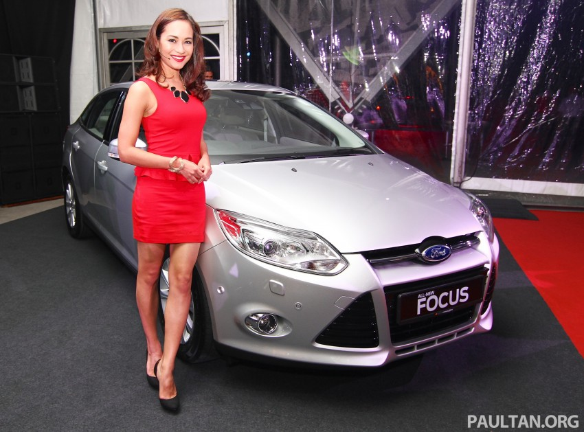 Ford Focus – 3rd-gen C346 debuts, RM116k-RM129k Image #131165
