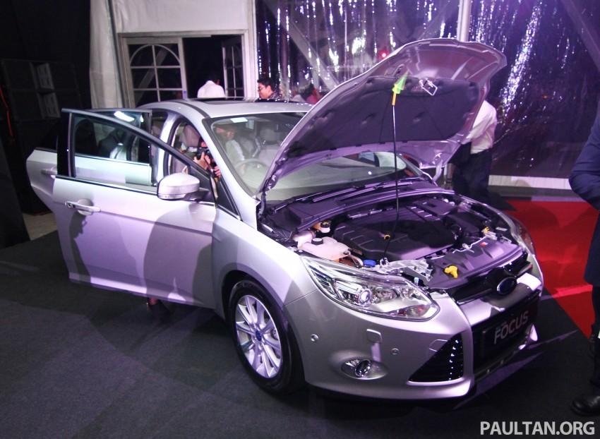 Ford Focus – 3rd-gen C346 debuts, RM116k-RM129k Image #131164