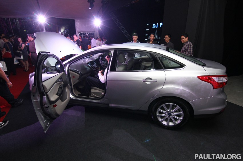 Ford Focus – 3rd-gen C346 debuts, RM116k-RM129k Image #131163
