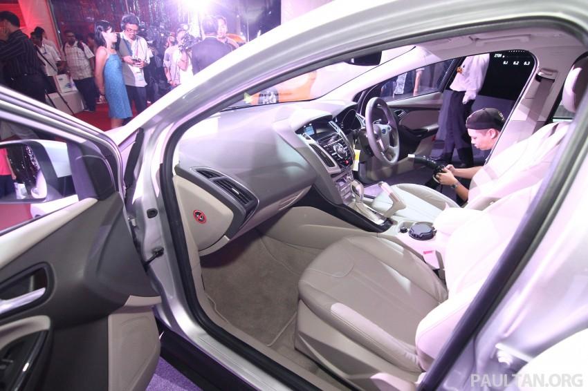 Ford Focus – 3rd-gen C346 debuts, RM116k-RM129k Image #131161