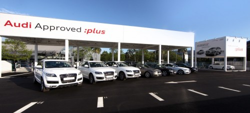 audi approved :plus - audi now sells pre-owned cars