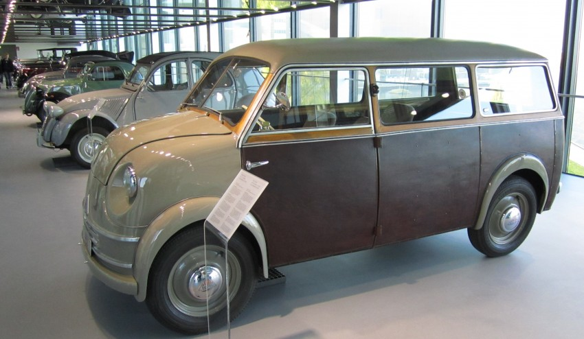 Volkswagen – the light shines bright in car city Image #115909