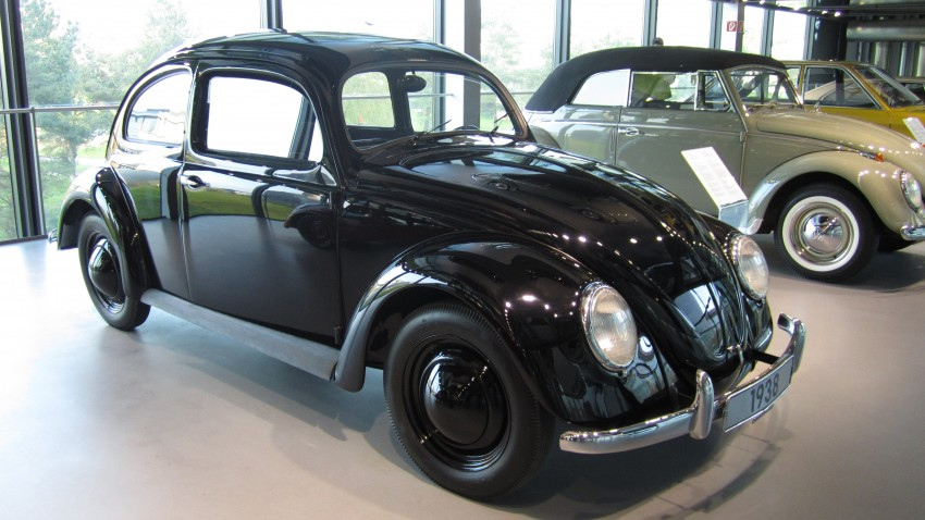Volkswagen – the light shines bright in car city Image #115905